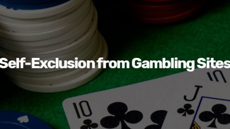 How to self-exclude yourself from gambling sites around the world