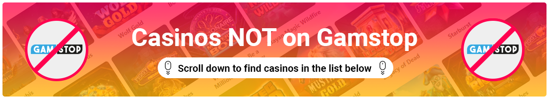 casino not on gamstop uk